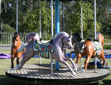 Horse-Carousel